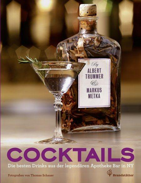Cocktails | Die besten Drinks der legendären Apotheke Bar in New York