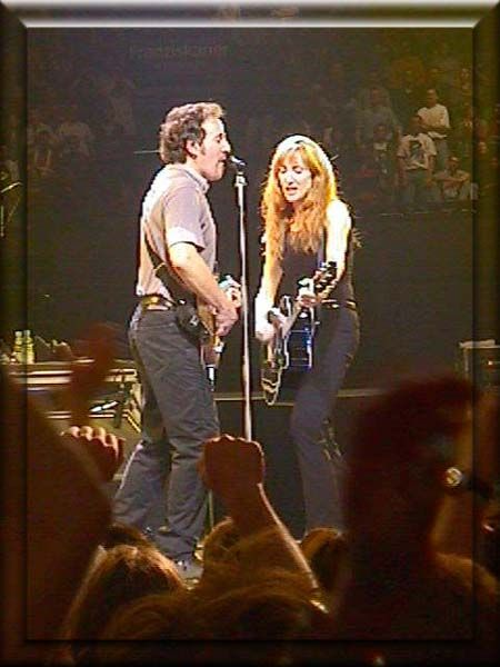Bruce springsteen patti scialfa bruce pinterest for Who has bruce springsteen been married to