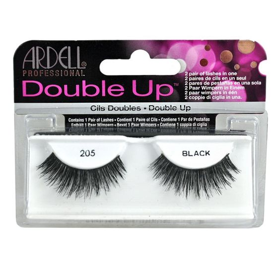 Ardell Double Up Lashes #205 Black