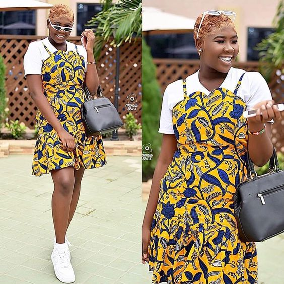 14 Best Ankara Styles For Church and Weekends - African Wear 2020