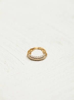 Free People Multi Chain Ring, $19.95