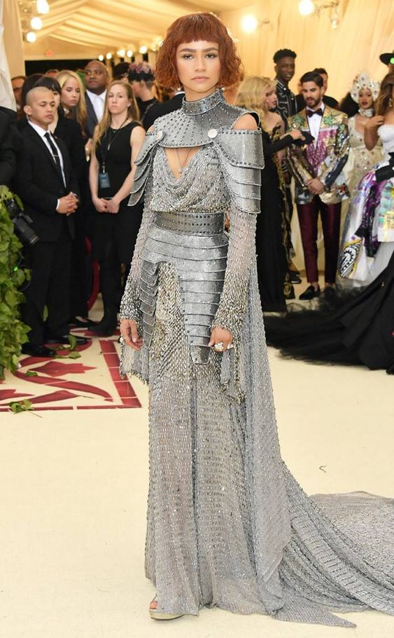Zendaya: 2018 Met Gala Red Carpet Fashion