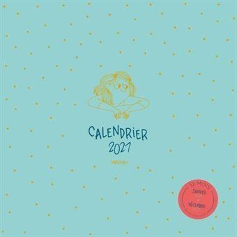 Calendrier 2021 Fnac Calendrier mural Mathou 2021   broché   Mathou   Achat Livre