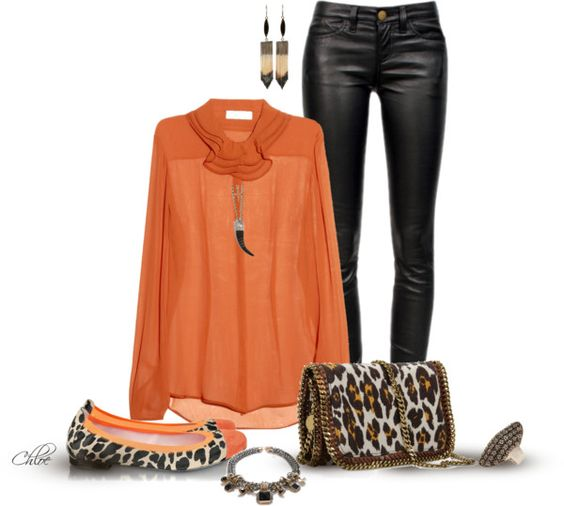 """Animal Print"" by chloe-813 on Polyvore"