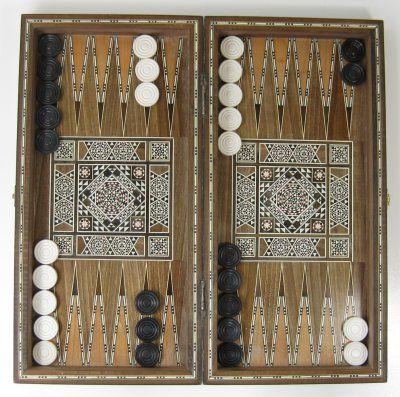 Vintage Backgammon Sets 103