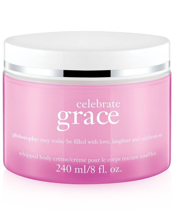 philosophy celebrate grace whipped cream