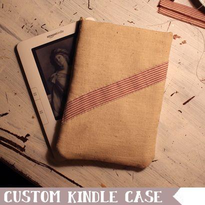 DIY: Kindle Case