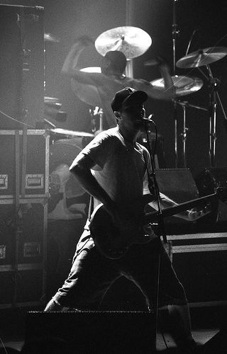 Tim Commerford - Rage Against the Machine - By pellesten