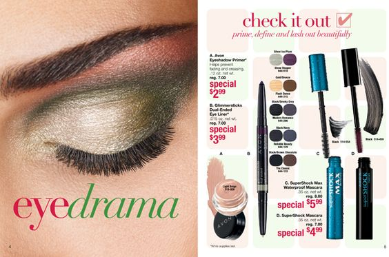 #Avon #cosmetics Get ready for Spring! $2.99-$3.99 http://www.youravon.com/estanton