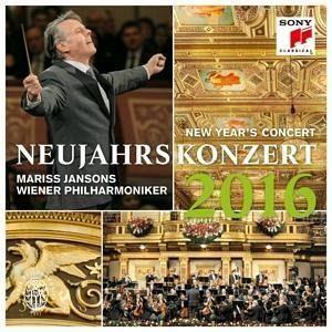 Mariss Jansons / Wiener Philharmoniker - Neujahrskonzert 2016