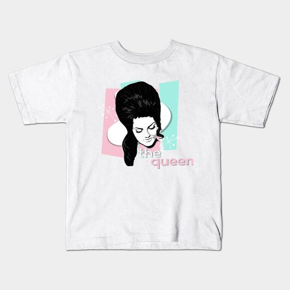 Priscilla Presley: The Queen #1 Young T-Shirt