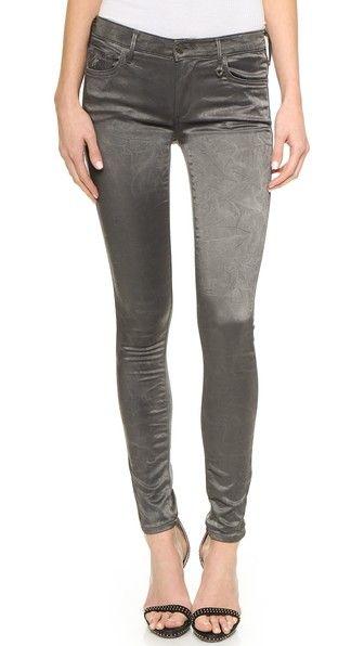 True Religion Joan Smalls x True Religion Legging Jeans