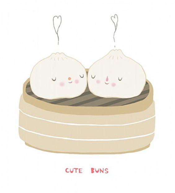 cute buns ;)