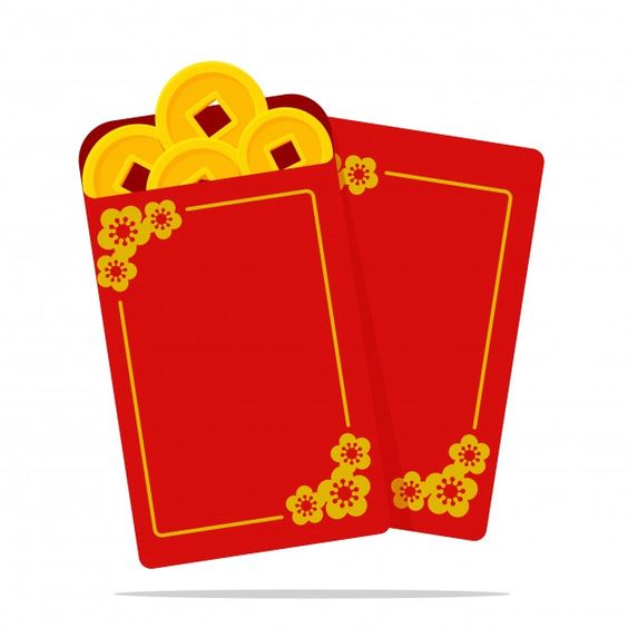 Angpao Vector A Red Envelope Containing Money For Children During The Chinese New Year Red Envelope Chinese New Year Free Casino Slot Games