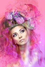 Pretty Pink Lady