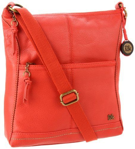 The SAK Iris Cross Body,Cayenne,One Size The SAK, http://www.amazon.com/dp/B0063QMB3Y/ref=cm_sw_r_pi_dp_JfNRpb1S0DGAS