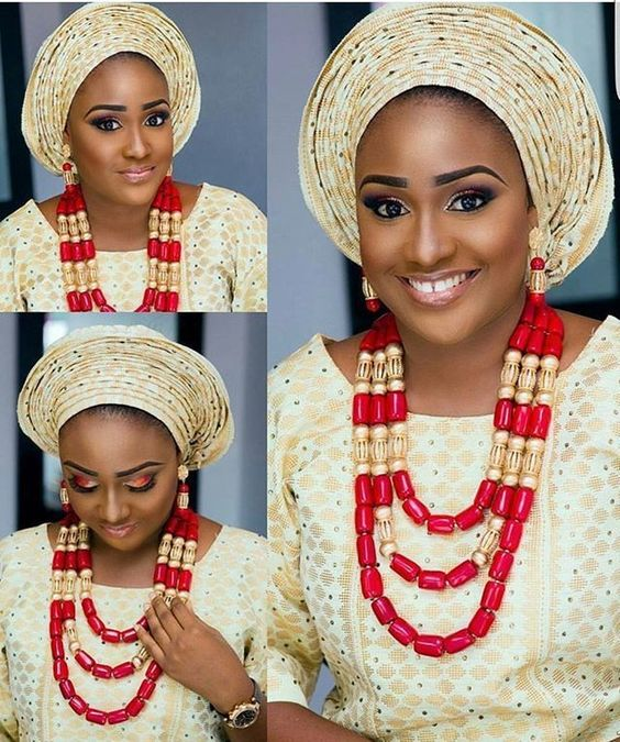 So Adorable..That Gap Teeth Lovely Makeover by @deeqlooks Beads by @rochem_iyaileke  #Owanbeparries #Owanbe #owanbeNATION #owanbeVENDOR #Elegance
