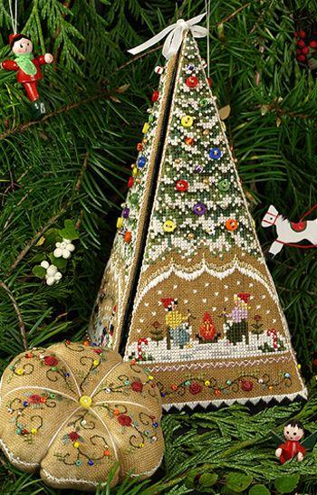 Gingerbread Tree Etui