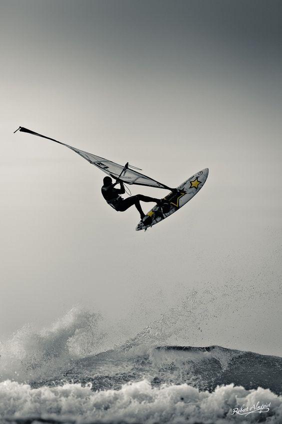 Audace #Windsurfing