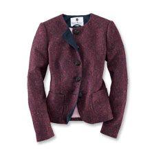Luxuriöse Jacke aus Hanly-Tweed von Charles Robertson     bestellen - THE…