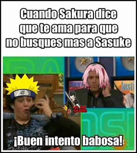 La Nueva Sakura Haruno Memes Memes Otakus Memes Divertidos