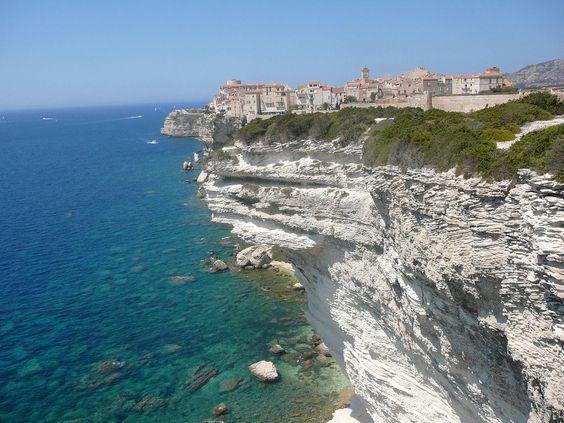 Bonifacio, France - S'évader en Corse le temps d'un week-end - Bon plan voyage de Belvedair à partir de 50€