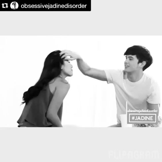 """* I'M PERFECT FOR YOU * #JaDine #jamesreid #NadineLustre #otwolconfession #perfect #justfriends #feel #goodvibes #thanks @obsessivejadinedisorder """