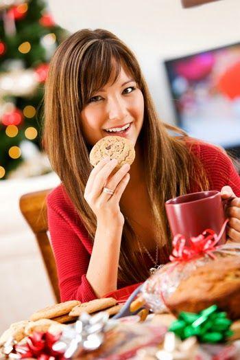 Que hacer durante y despues de fiestas navideñas para no subir de peso