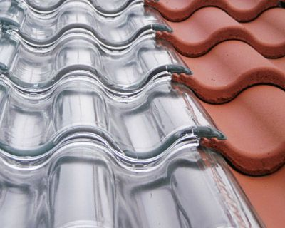 SolTech energy: solar panel roofing system