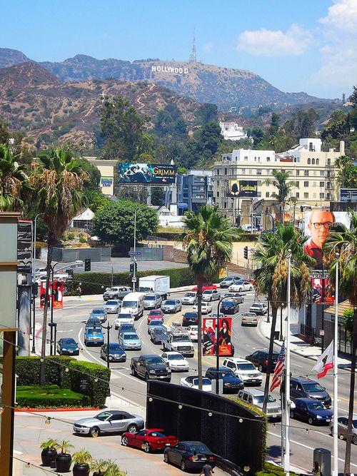 Hollywoodland... California