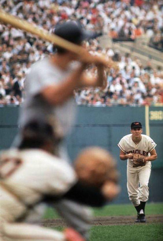 Pin By John Mcdevitt On Vintage Baseball Baseball Major League Baseball Stadiums Brooks Robinson