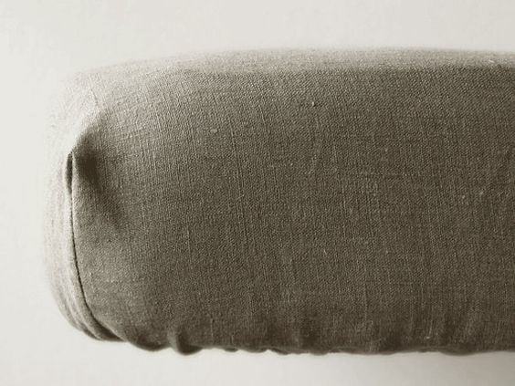 Custom linen fitted sheet by Lovely Home Idea for Twin size or Single bed Custom color soft linen
