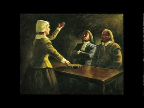 Anne hutchinson and roger williams essay