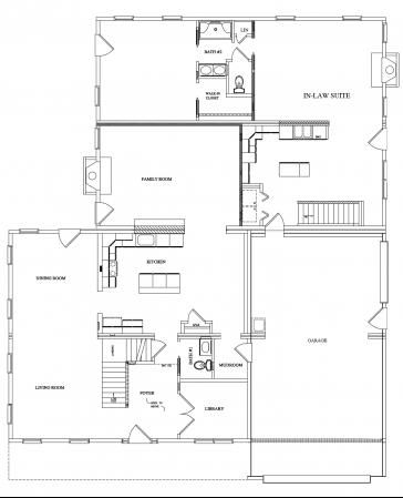 In Law Suite 3 Car Garage And Modular Homes On Pinterest