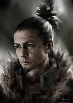 Artista cria versão realista dos personagens de Naruto! - Legião dos Heróis