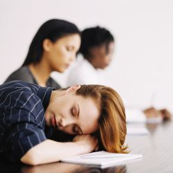 Are you lethargic after lunch?