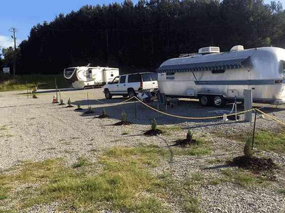 Georgia Bama Rv Park Heflin Alabama Featured Passport America Park Rv Parks Park Camping Club