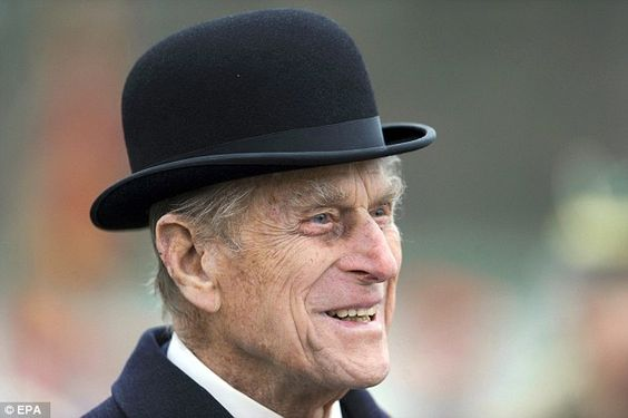 Prince Philip himself served in the Royal Navy, fighting for Britain during the Second Wor...