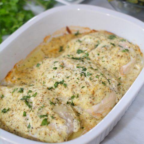 Crockpot Creamy Italian Chicken In 2020 Sour Cream Chicken Freezer Crockpot Meals Recipes