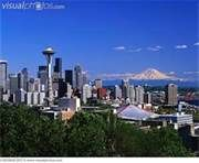 Mount Rainier Pictures From Seattle - Bing Images