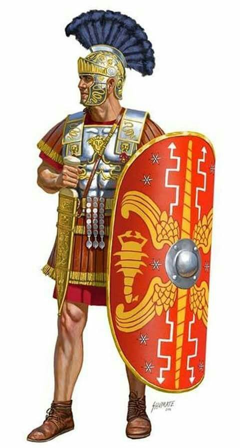 ROMAN PRAETORIAN GUARD | THE ROMAN EMPIRE | Pinterest ...
