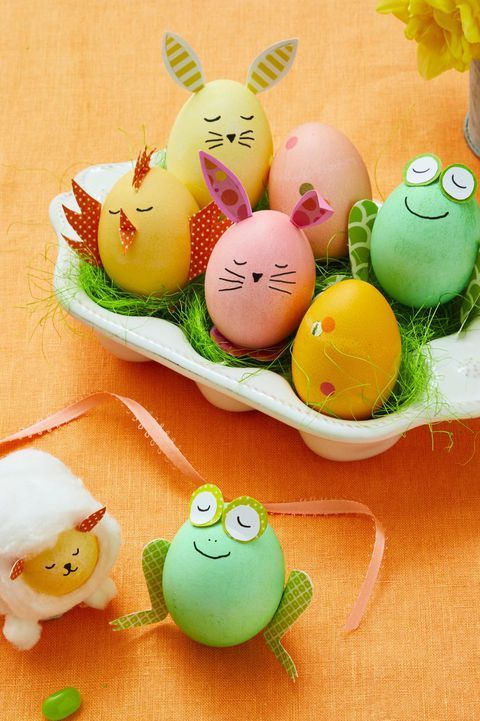 43 Adorable Easter Crafts Even Adults Will Love Making Easy
