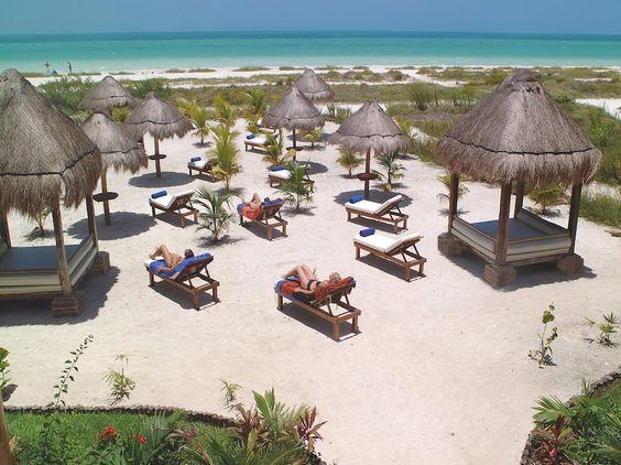 Punta Coco, Isla de Holbox, Mexico