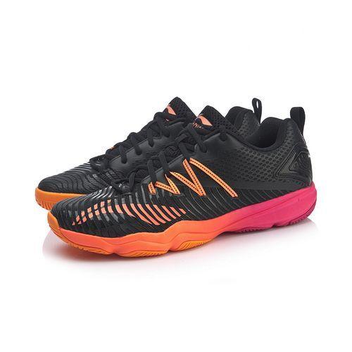 Li Ning Ranger 3.0 Team Men's Badminton Shoes BlackOrange