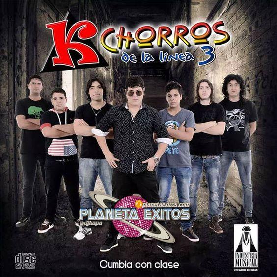 Kchorros De La Linea 3 - Perdón, Perdón ( CumbiaMen Records )