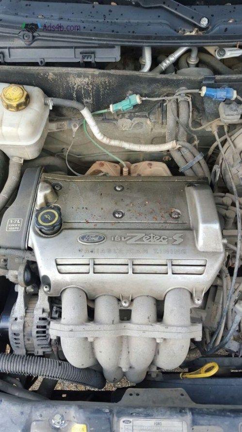 Motor Ford Puma 1.7 gasolina 2001. Enviamos para todo país. Transportadora / Correio.