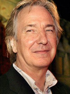 """March 13, 2005 - Alan Rickman at the Sony Ericson Empire Film Awards at the Guildhdall in London, England. -- Alan presented the Independent Spirit Award to Kevin Smith. Kevin Smith wrote and directed the 1999 movie """"Dogma,"""" which co-starred Alan Rickman, Bud Cort, Salma Hayek, Chris Rock and many others."""