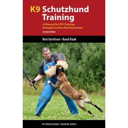 Books Schutzhund Training Positive Reinforcement Train