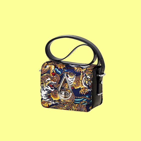 THE FLYING TIGERS DROP BAG - Kenzine, the Kenzo official blog