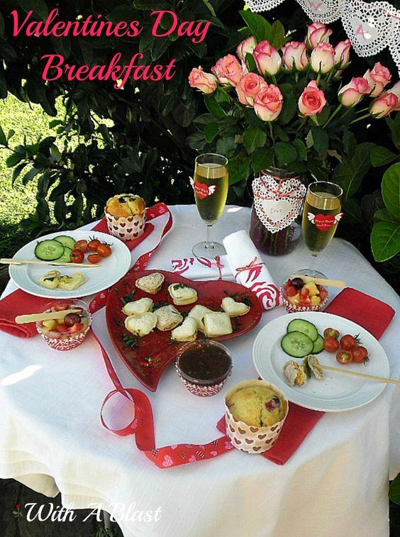Valentines Day Breakfast ~ Recipes & Decoration Ideas !  #Valentines #ValentinesDayBreakfast #Breakfast